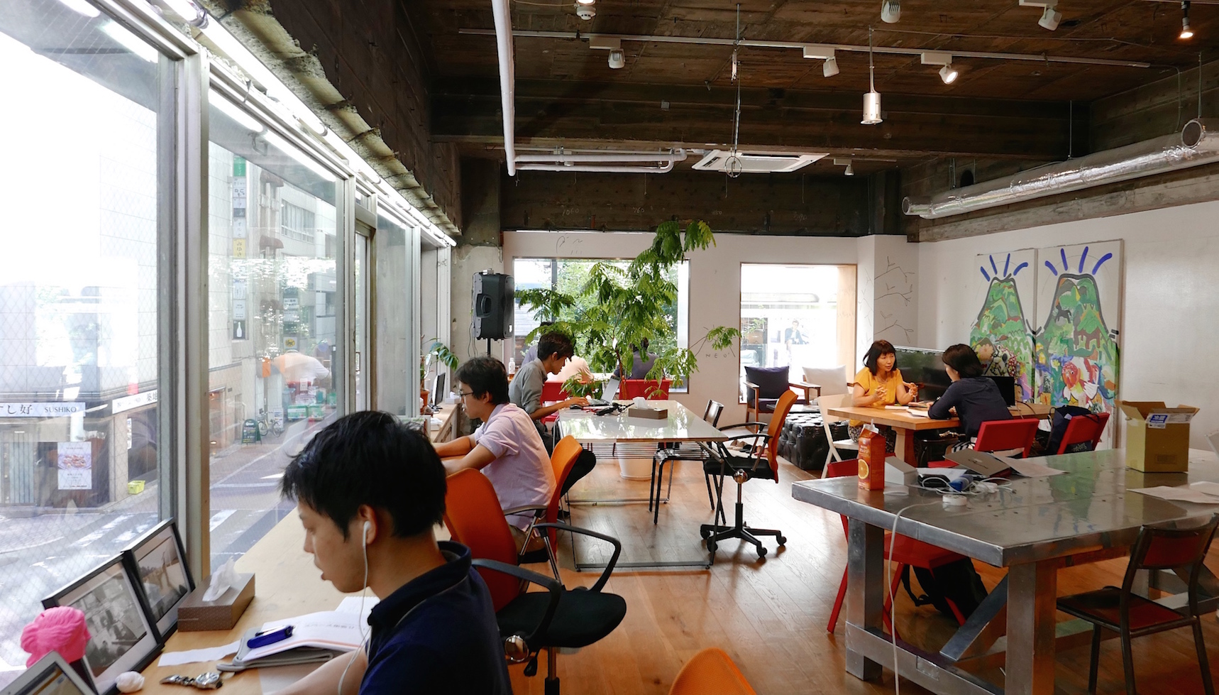 Co Working Space Transform The Face Of Ghana S Startup