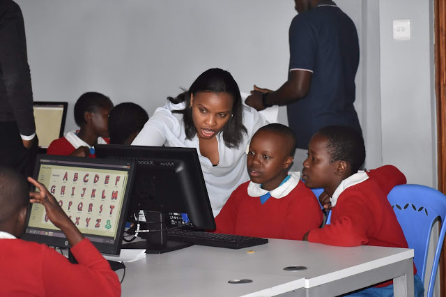 Kids Comp Camp : The Kenyan Startup That Empowers Kids from