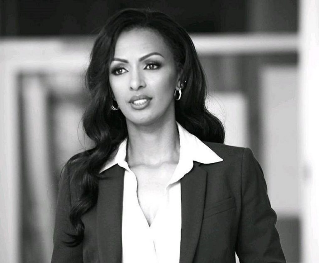 Tseday Asrat, CEO of Kaldi's Coffee from Ethiopia