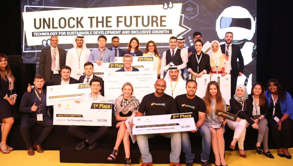 The Middle East and North African Startups Convene at the 3rd Edition of AIM Startup in Dubai