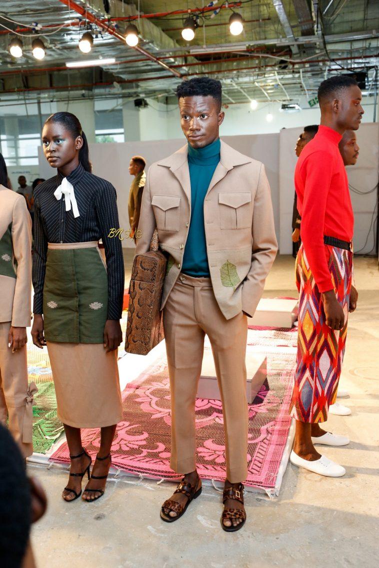 Lagos Fashion Week 2018 Winner Emmy Kasbit Receives N5 000 000 Cash Grant Tech In Africa