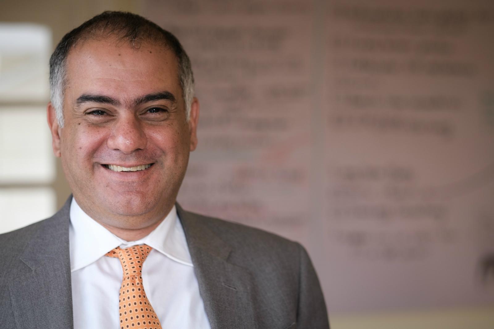 Amr Fawzi goodsmart receives the additional funding from algebra