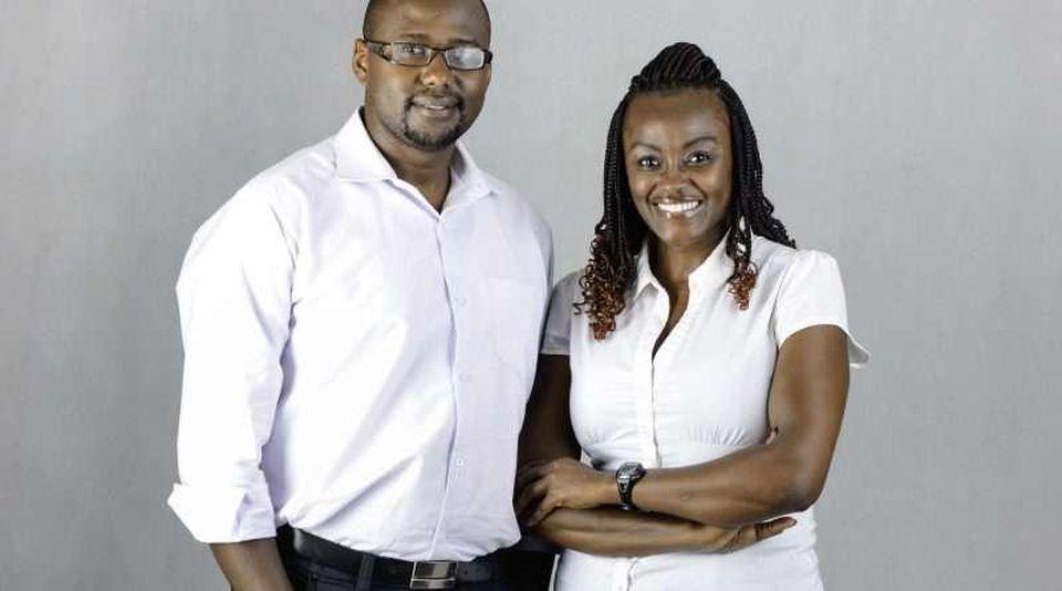 Charity Wanjiku and Tony Nyaga Who Invented Solar Tiles