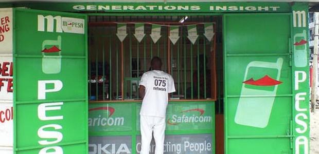 m-Pesa by Safaricom
