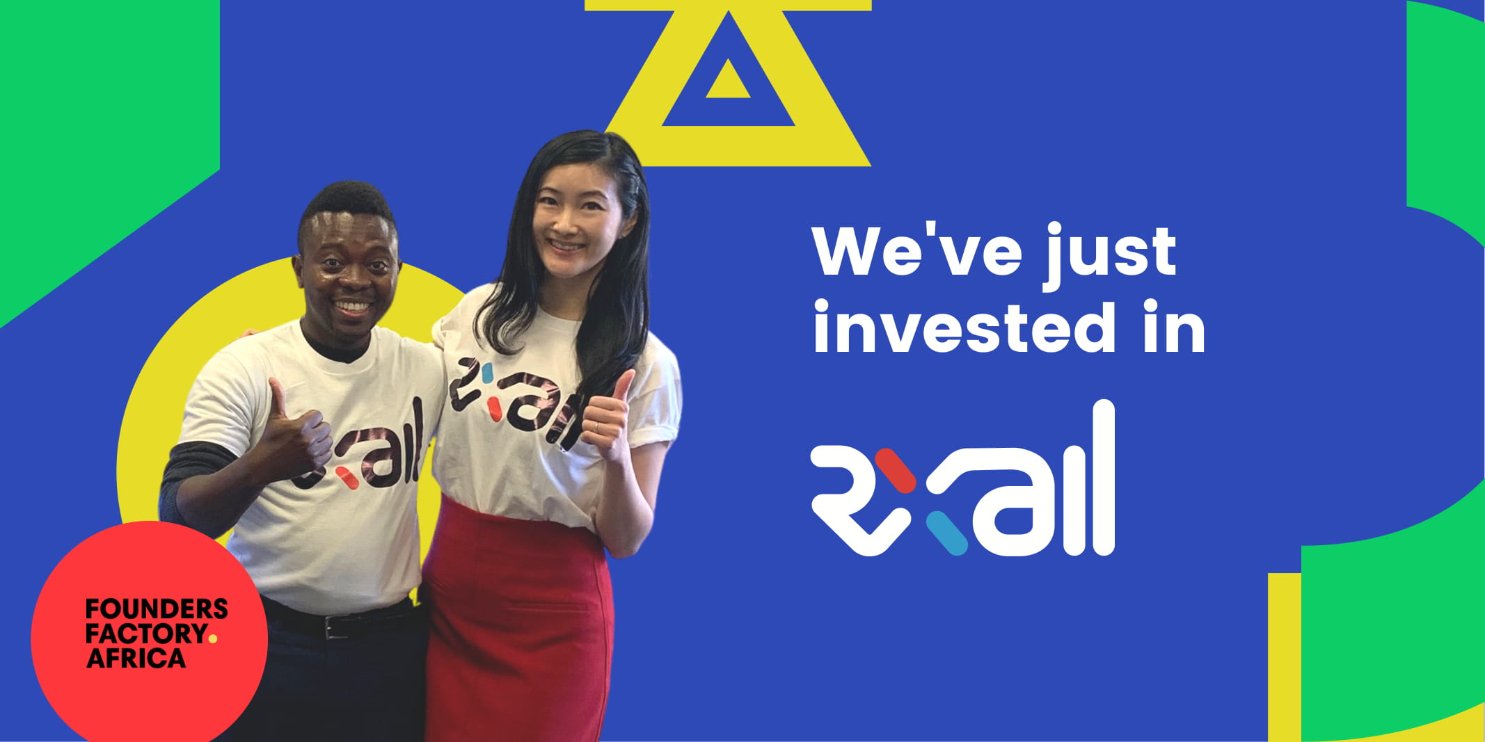 Nigeria health-tech <b>startup</b> RxAll eligible for $40000 after entering the Founders <b>Factory</b> Africa ...