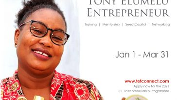 TEF poster